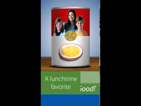 Campbell s Soup Digital Signage
