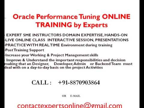 oracle-performance-tuning-online-training-and-support