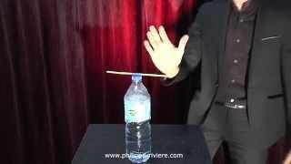 Episode 21 - La paille magique qui obeit au doigt - magie pour débutant