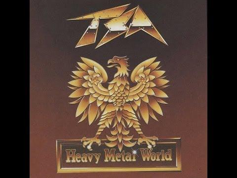 TSA - Heavy Metal World (English Version)(Full Album) 1985