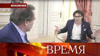 Оливер Стоун винтервью А.Малахову рассказал, какой вопрос В.Путину онтак ине осмелился задать.