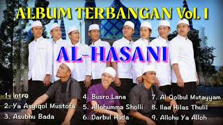 Gambar cover Full Album Terbangan AL-HASANI vol.1