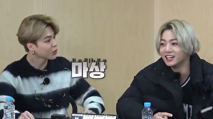 [방탄소년단 정국, 지민] 부산즈 해체위기!!! / Busan team dissolution crisis!!!