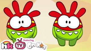 Om Nom Stories Super Noms - Double Trouble  Cut the Rope  HooplaKidz TV