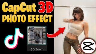 How to do 3D Photo Trend on TikTok Using CapCut