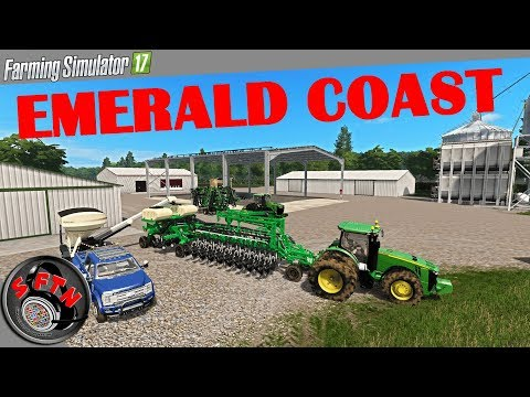 STOCK UP, FUEL UP, FILL UP...LET'S GO!      EMERALD COAST  FS17