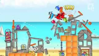 Angry Birds Trilogy Trailer - Wii U - Wii