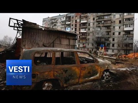 Vesti Special Report From DNR/Ukraine Southern Frontline: All Set for Kiev Offensive