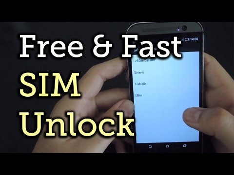 How to SIM-Unlock Your HTC One for Free « HTC One :: Gadget Hacks