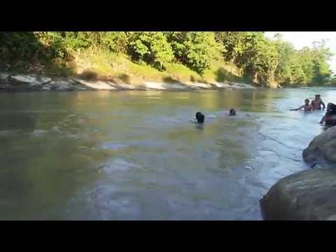 swimming (buddy buddy system)