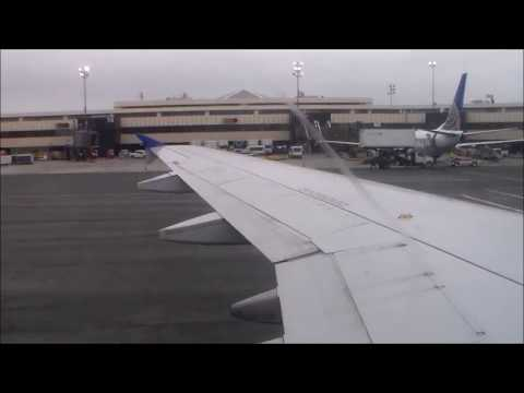 United Airlines Flight 1558 (Airbus A320) Departs Newark Liberty Int'l