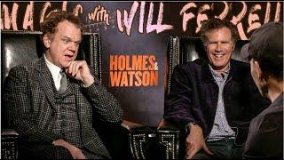 Mind-Blowing Magic with Will Ferrell & John C. Reilly | Daniel Fernandez