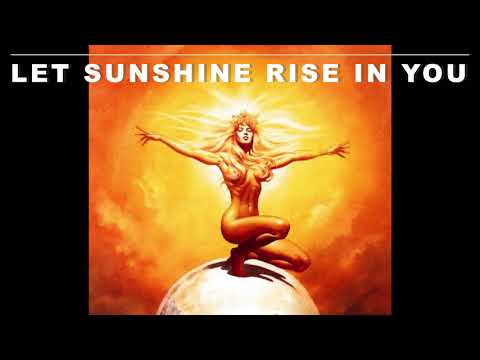 Let Sunshine Rise In You - CINDER BLOCK (Afrika Bambaataa Acapella )