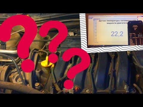 Двигатель плохо работает или не запускается после ночного простоя. Ошибка не горит. | Видеолекция#2