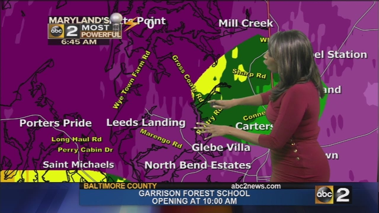 More Morning Weather Friday Jan 10 2014