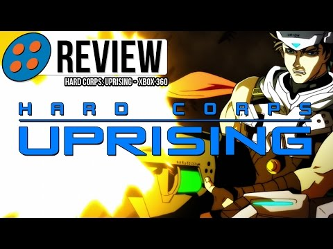 Hard Corps: Uprising for Xbox 360 Video Review