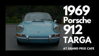 1969 Porsche 912 Targa