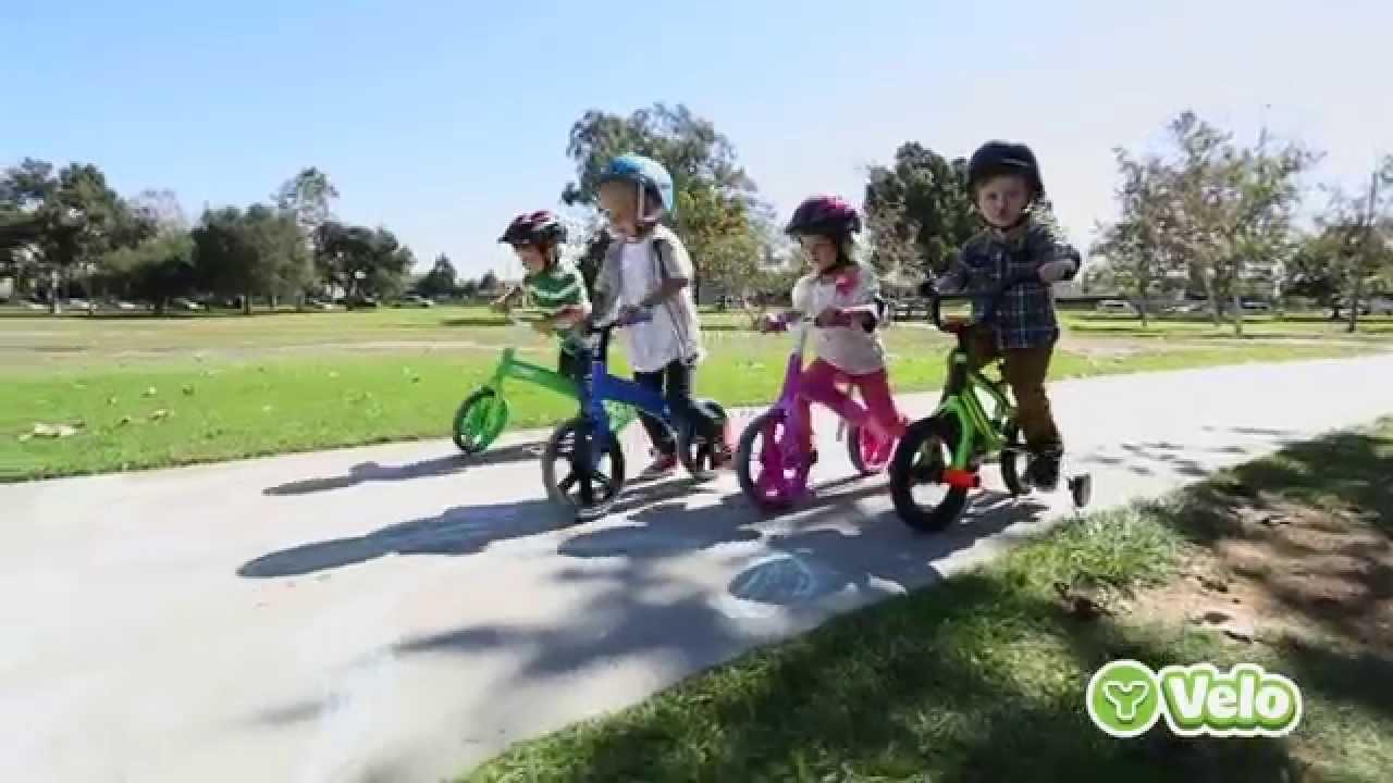 e081a25dad1 Y-Volution Y Velo Senior Balance Bike - YouTube