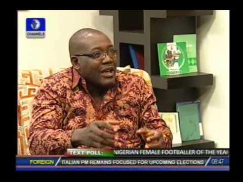 Infrastructure Is INEC Biggest Challenge - Analyst  Part 2
