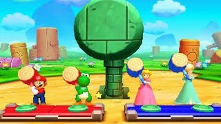 Mario Party: The Top 100 - All Mario Party 5 Minigames