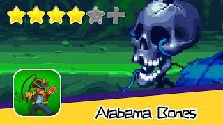Alabama Bones - GameResort LLC - Level 16-25 Walkthrough Cave Exploration Recommend index four stars