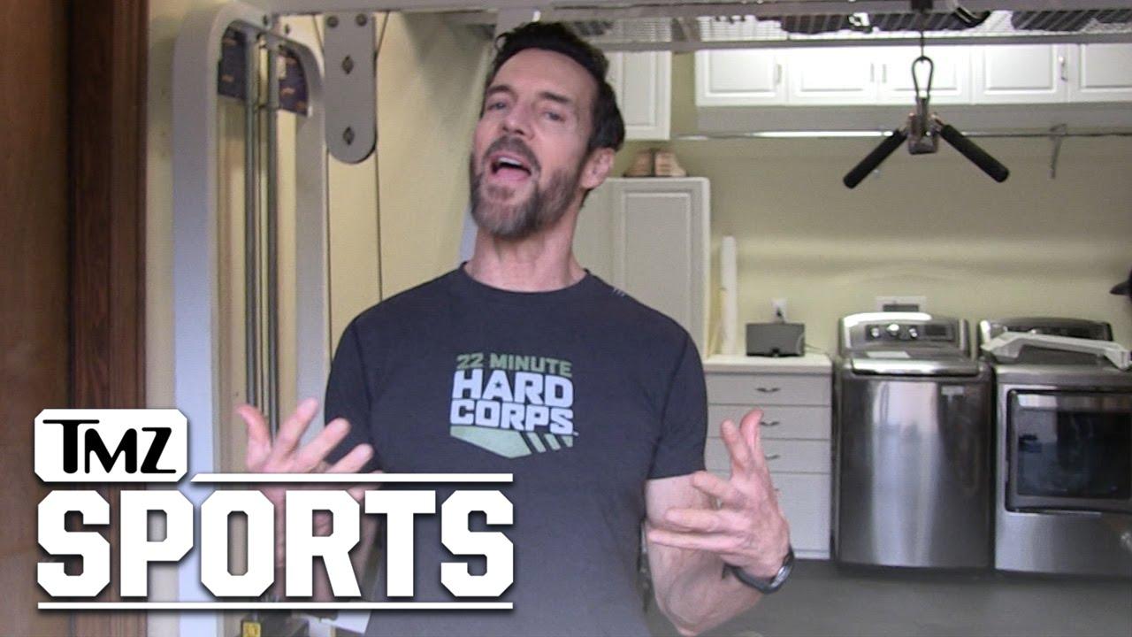 P90X Creator Can Save Eddie Lacy   Let Me Train You!!! | TMZ Sports