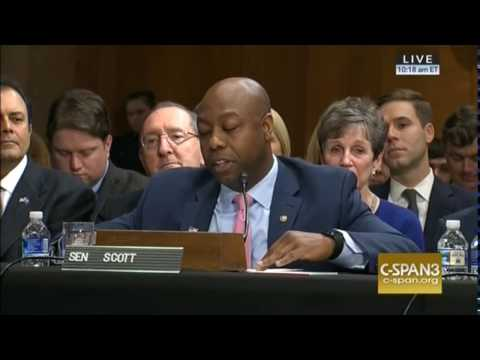 """Sen. Tim Scott: """"The United Nations Will Be Better Because Nikki Haley Will Be Part Of It."""""""