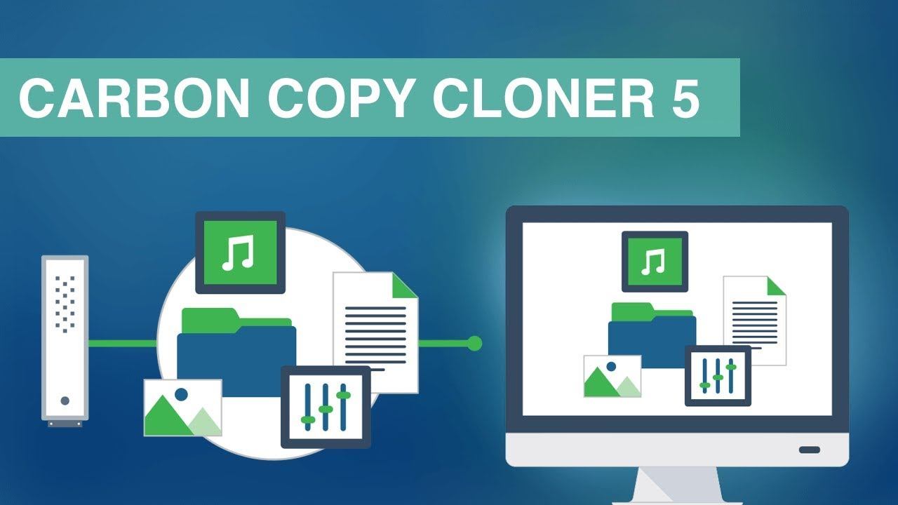 carbon copy cloner 5 tutorial en español youtube