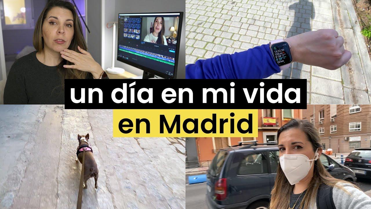 UN DÍA en mi vida en MADRID | Ceci Saia