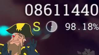 Osu!: NEVER GIVE UP