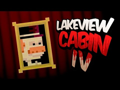 SKELETON KEY SECRET  Lakeview Cabin IV 3 Skeleton Key Easter Egg