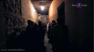 Toledo Mágico, la ruta nocturna