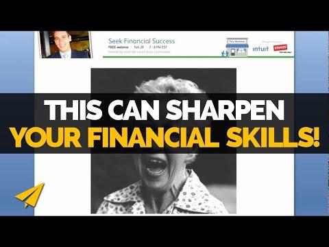 Sharpen Your Financial Skills