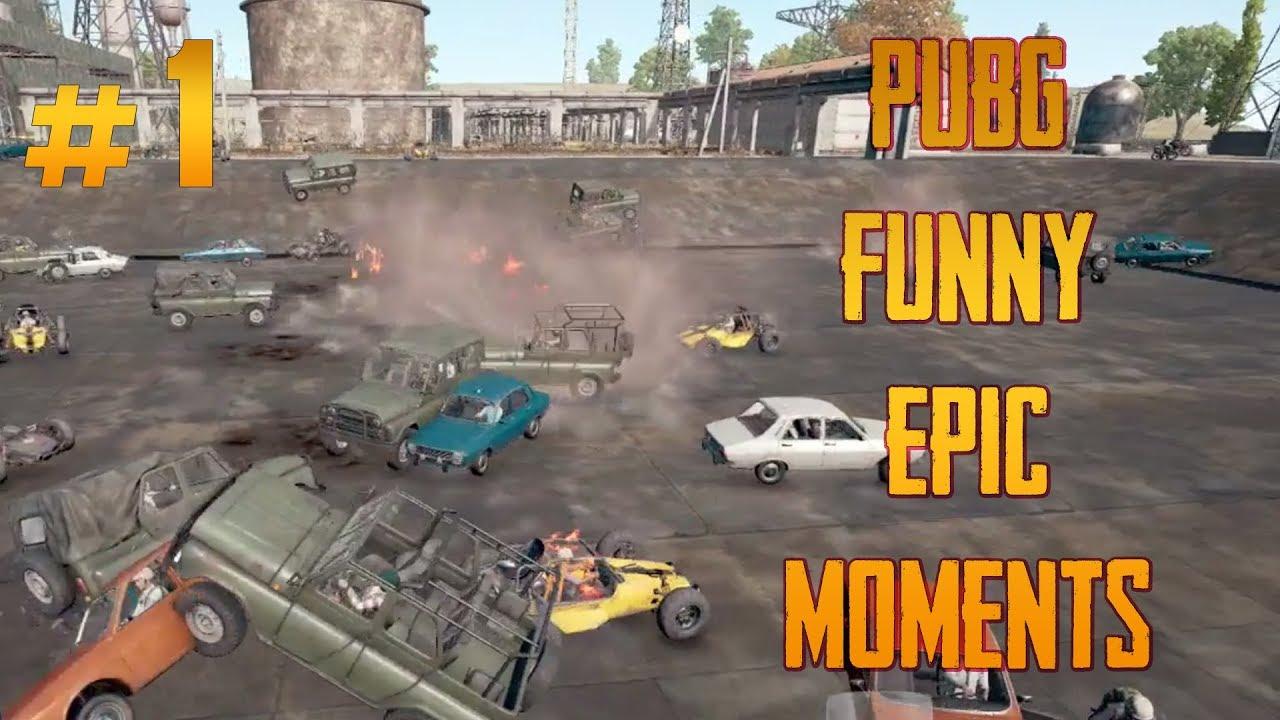 Playerunknown Battleground Humorous Moments لقطات مضحكة