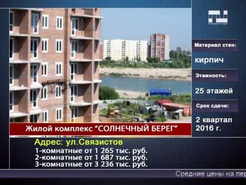 Выбираем квартиру эконом-класса в новостройке!