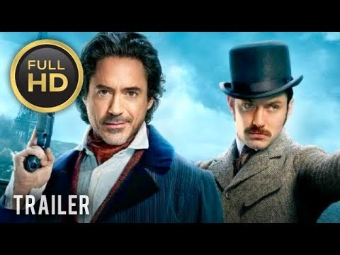 🎥 SHERLOCK HOLMES (2009) | Full Movie Trailer | Full HD | 1080p