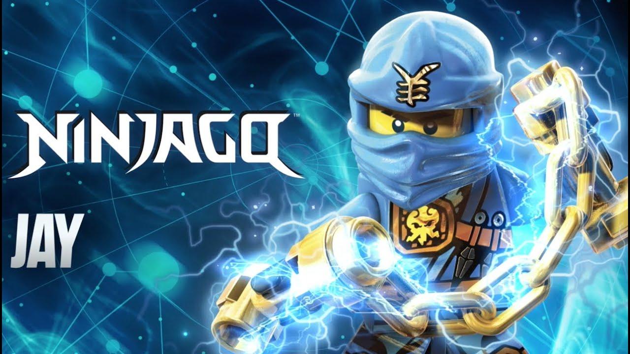 jay from ninjago  lego dimensions  character spot  youtube
