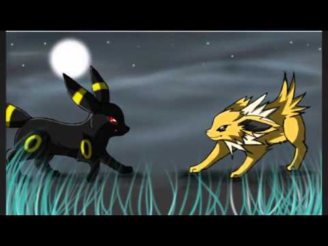 Jolteon Vs Umbreon Carnivore Youtube