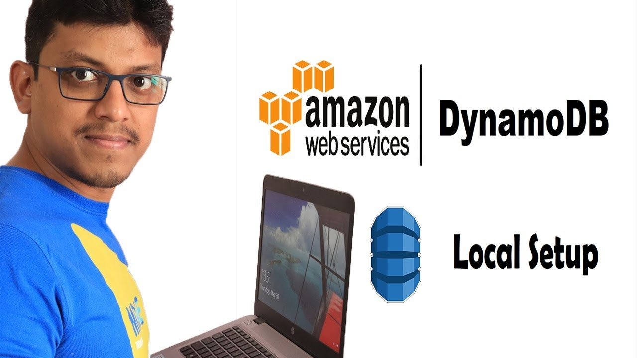 AWS Local dynamoDB  Set up dynamoDB on your pc
