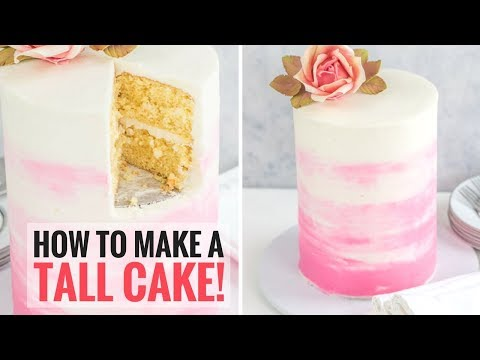 how-to-make-a-tall-cake-(double-barrel-cake)