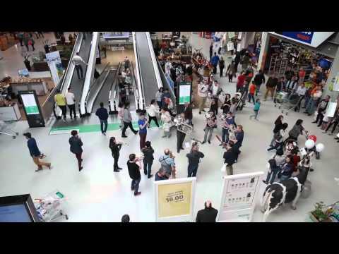 Flashmob MG Neuendorf am 16.4.2016