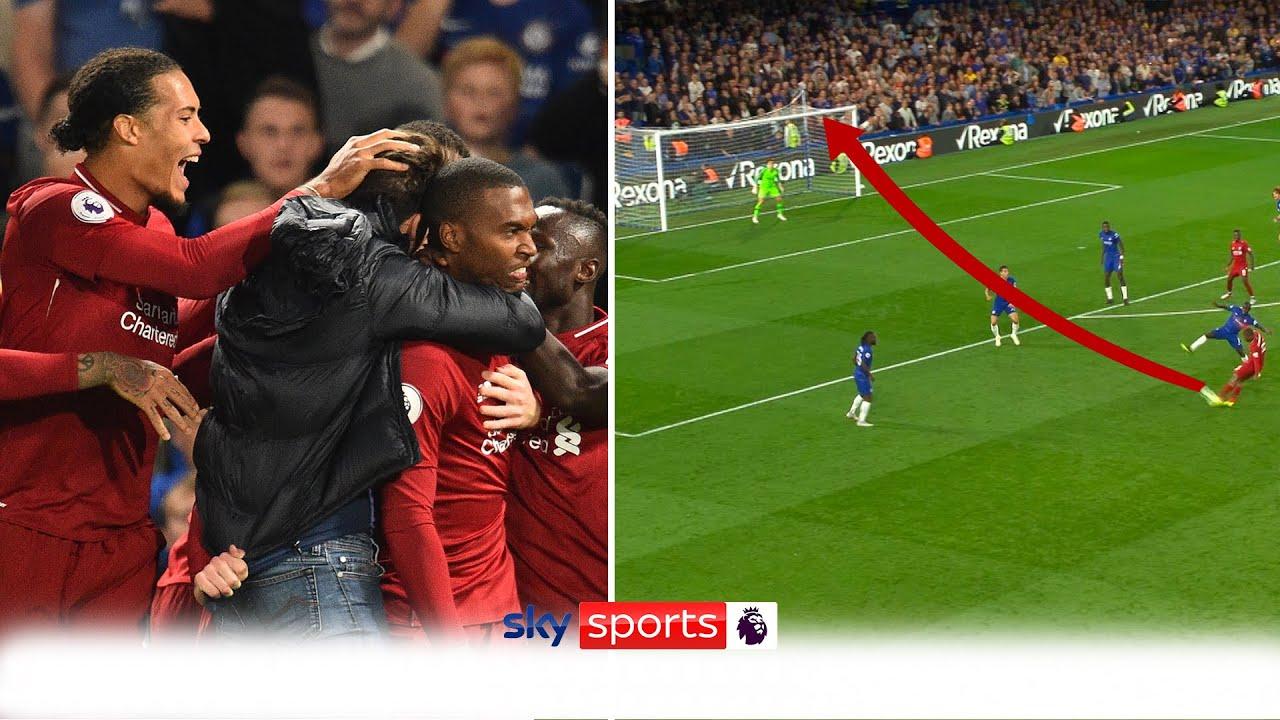 The GREATEST Premier League Goals!   2018/2019 Goals of the Season   Sturridge, Salah, Hazard & more