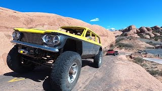 Can The Corvair Handle Moab's Easter Jeep Safari?