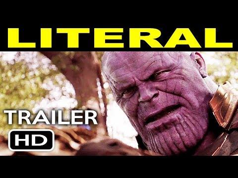 LITERAL Trailers | Avengers: Infinity War