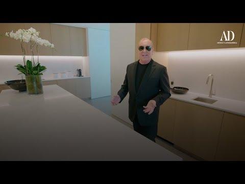 Michael Kors nos abre las puertas de su departamento en Nueva York