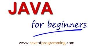 Learn Java Tutorial for Beginners, Part 1: A Hello World Program