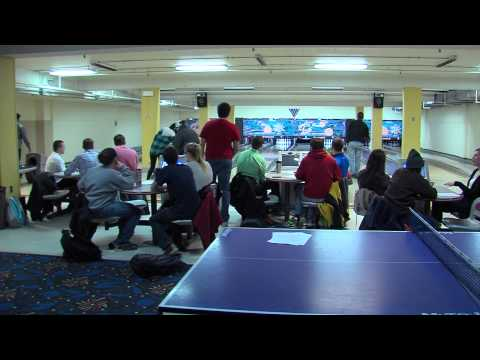 Postcard from Campus: Bowling at the Memorial Union