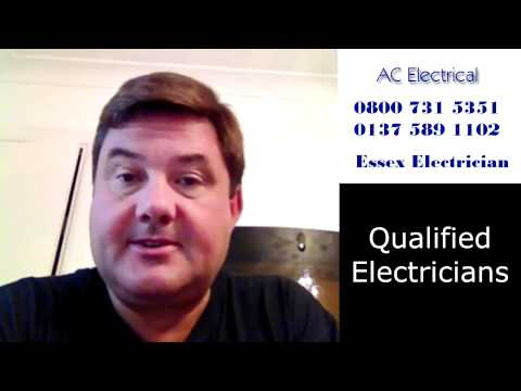 Emergency Electrician Essex | Repairs | Electrical Contractor