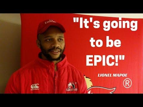 #SuperRugbyFinal - Lionel Mapoe: