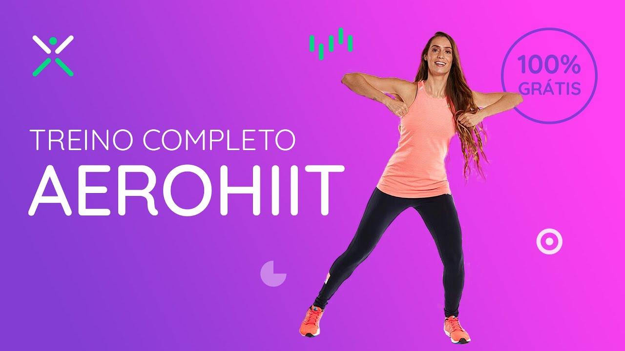 Aerohiit completo para emagrecer em casa youtube for Mobilio completo casa